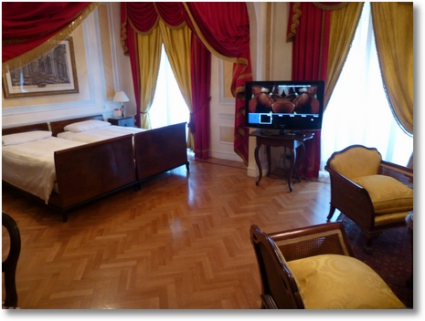 Nice rooms in Rome