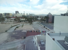 hard rock las vegas hotel tower view North